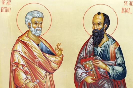 Sfintii-Apostoli-Petru-Pavel