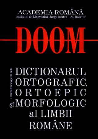 doom-dictionarul-ortografic-ortoepic-si-morfologic-al-limbii-romane-univers-enciclopedic-gold