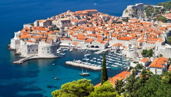 La città vecchia, Dubrovnik