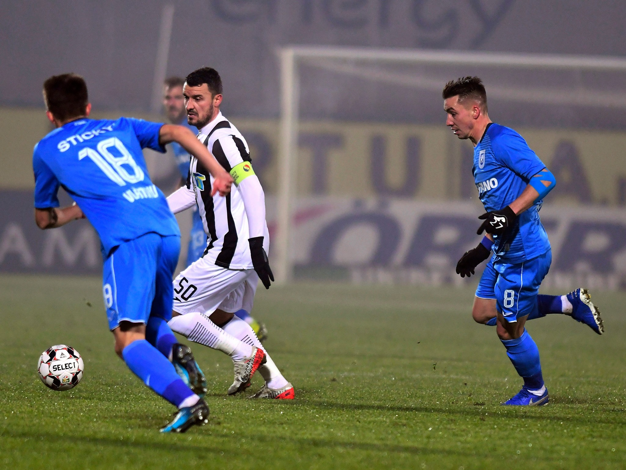Liga I: CS Universitatea Craiova - Astra Giurgiu 0-0  |Astra Craiova