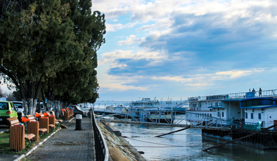 Portul Giurgiu 2